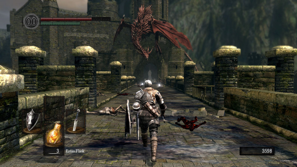Although it may seem like the odds are against you, in Dark Souls they never truly are.