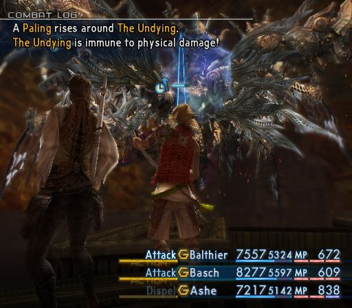The boss battles of Final Fantasy XII are well known to be challenging and often unfair.