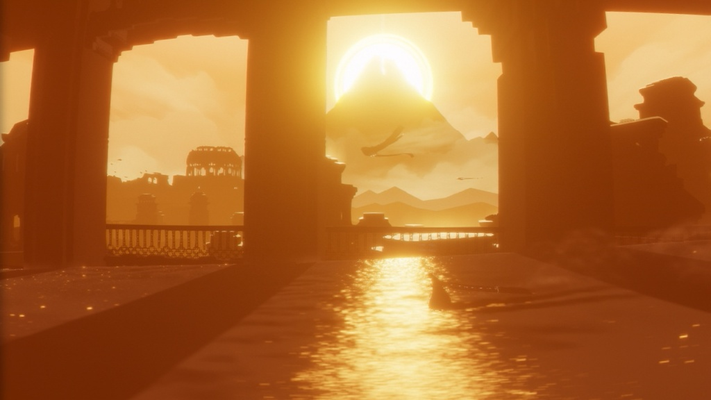 Journey is a beautiful master piece.