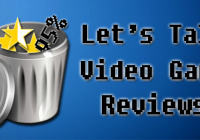 Let's talk video game reviews
