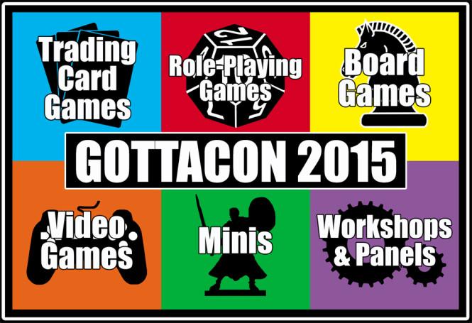 Gottacon 2015 in Victoria BC, Canada